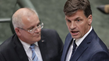 Energy and Emissions Reductions Minister Angus Taylor is attending international climate talks in Madrid.