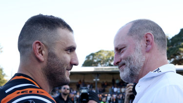 A replacement for club great Robbie Farah will be among the topics.