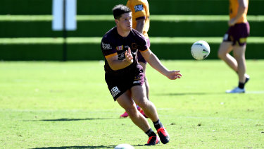 Cory Paix is set to step in and play up to 80 minutes at hooker after Brisbane released ex-Queensland rake McCullough to Newcastle last weekend.
