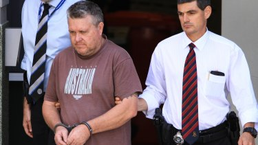 Rick Thorburn has pleaded guilty to the murder of his foster daughter Tiahleigh Palmer.