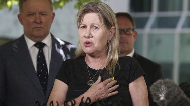 Julie-Ann Finney campaigned for a royal commission in veteran suicides after her son David took his own life.