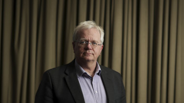 ANU vice-chancellor Brian Schmidt said the program was not being cancelled, just delayed.