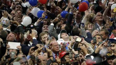 Both Republicans and Democrats have had to scrap traditional conventions and try something new to rev up fans.