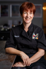 Mrs Cotterell is now the owner of WA's biggest cooking school.