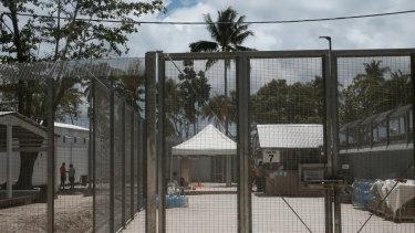 The Manus Island facility