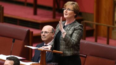Liberal senator Linda Reynolds.