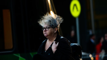 Melburnians have grown accustomed to windy conditions.