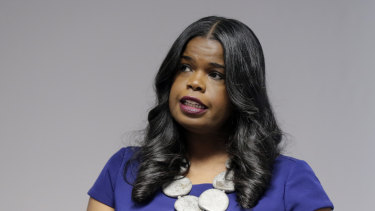 Cook County State's Attorney Kim Foxx in February.