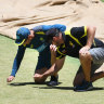 Perth curator in hot water with Cricket Australia