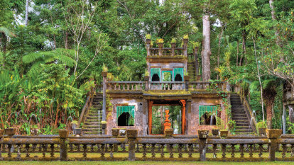 Queensland's ruined fairy tale castle is still a thing of beauty
