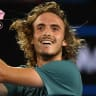 Tsitsipas stunned Federer in four sets to advance to the 2019 Australian Open quarter-finals.