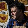 'I've had the finger pointed at me': Blak Douglas maps genealogy