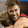 Zach Merrett signs long-term deal with Bombers