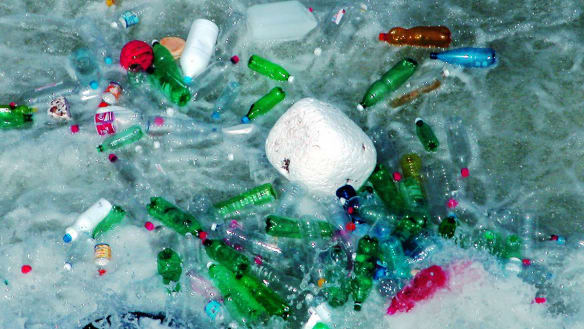 Great Pacific Garbage Patch now contains 1.8 trillion pieces of plastic: study