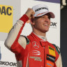 Young Schumacher makes another step towards Formula One