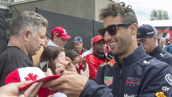 Ricciardo could more than triple salary as rival F1 team McLaren swoops: report