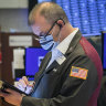 Wall Street dips from records ahead of Fed meeting on rates