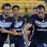 A-League wage talks grind on as Broxham wins Victory Medal