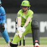 Knight rises to the occasion to guide Thunder to big WBBL victory