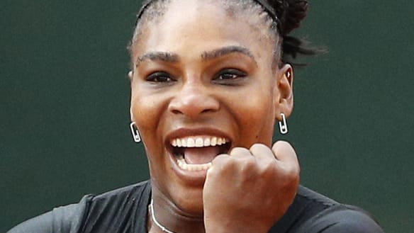 'She's the favourite': Williams readies for Sharapova at French Open
