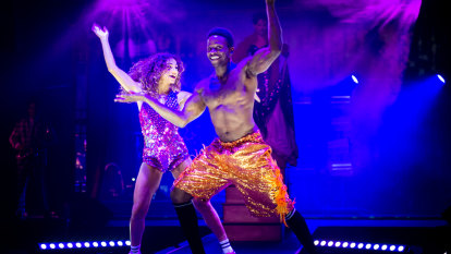 Spiegeltent rolls into town for weeks of circus, cabaret and camp