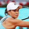 Barty will be 'well and truly' over arm injury at French Open