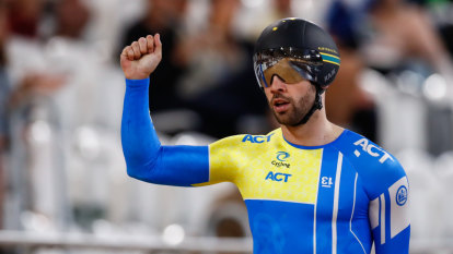 Nathan Hart secures first sprint win after training regime change