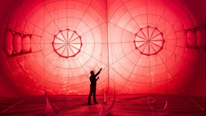 Balloon industry prepares for take off with a heart-shaped flight