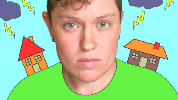Selina Jenkins' Thy Neighbour is no Nanette, but it's very good