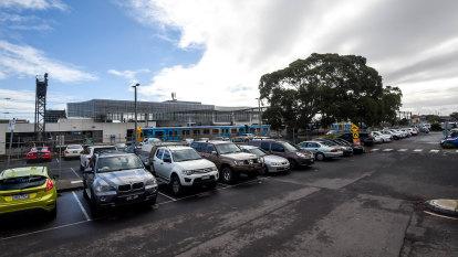 Internal documents show department was unsure if commuter car park projects had merit