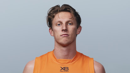 Lachie Whitfield signs seven-year contract extension with Giants