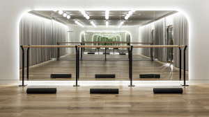 SOMA takes up a sizeable chunk of the bottom floor of Chifley Tower in Sydney's CBD.