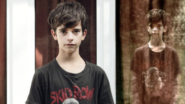Swann Nambotin plays a character named Victor in The Returned.