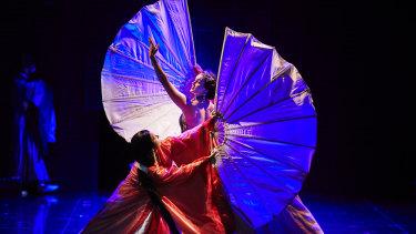 Scenes from Turandot.