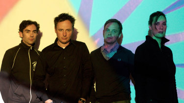 Stereolab are back on stage and playing festivals afer a decade on the sidelines.