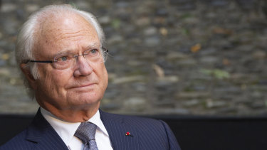 Sweden's King Carl XVI Gustaf rarely comments on government policy.