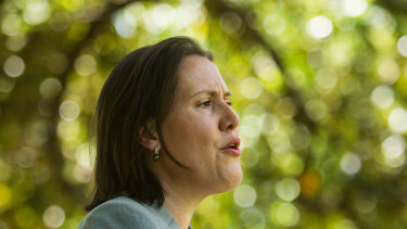 Jobs Minister Kelly O'Dwyer says the government is examining closely Kenneth Hayne's report into the finance sector