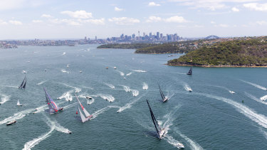 Wild Oats XI skipper Mark Richards has assured rivals that the Sydney to Hobart winning vessel will be ready to claim the Big Boat Challenge for a second year running.