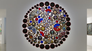 Suzanne Archer is as much a sculptor as a painter.