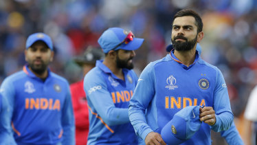 Virat Kohli and his Indian team are due in Australia this summer.