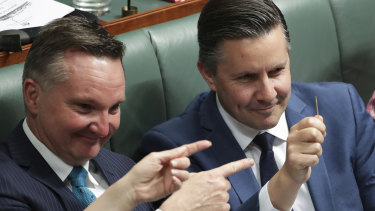 """The government sacrificed its plans for a """"big stick"""" to deal with energy companies and power prices, so that it could avoid defeat on the Nauru-Manus Island Bill."""