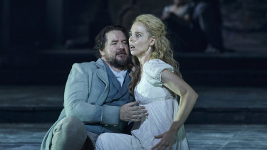 Opera Australia's production of Don Giovanni in January.