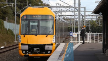 The plans to convert a section of the Bankstown Line to carry single-deck metro trains have been controversial.