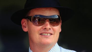 Trainer Joe Pride will bring the promising Menagerie to Newcastle.