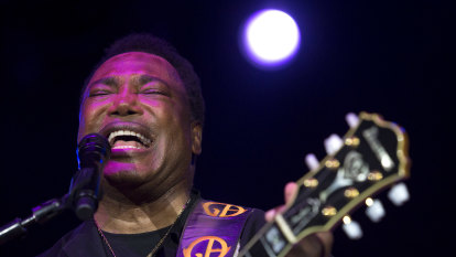 George Benson at 76: still discovering what it takes