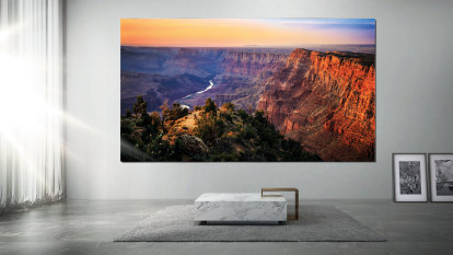 The biggest and most exciting TVs at CES