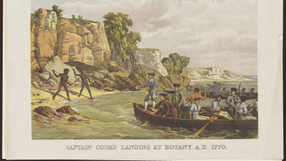 The shield and spears Captain Cook purloined may yet return to our shores