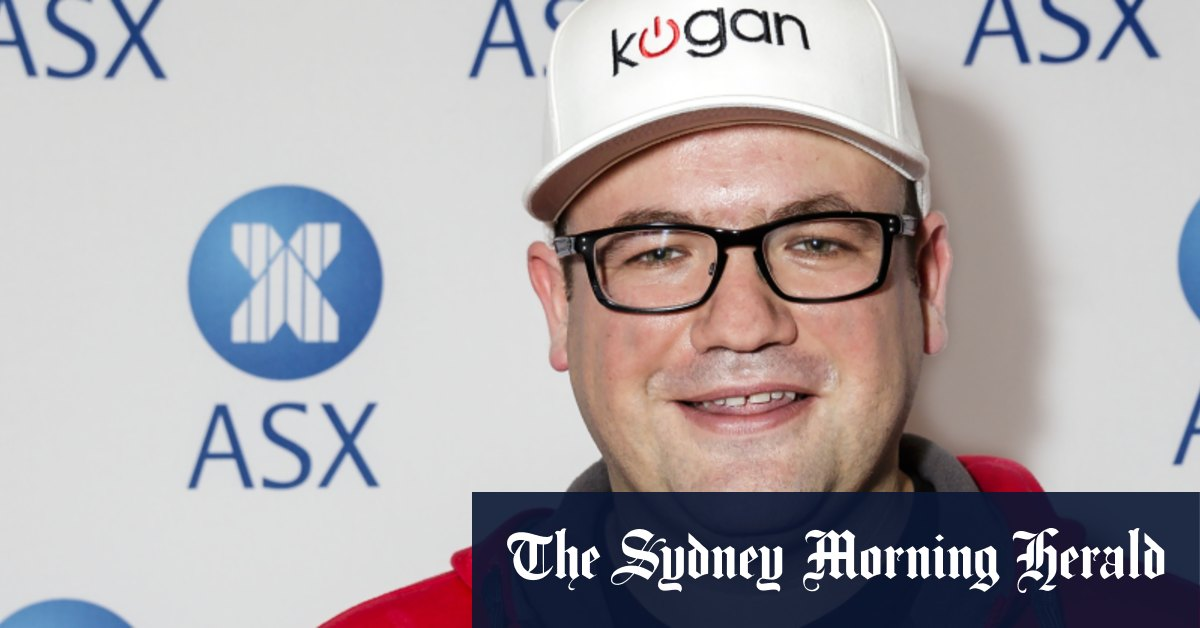 Kogan admits to growing pains as Black Friday sales soar – Sydney Morning Herald
