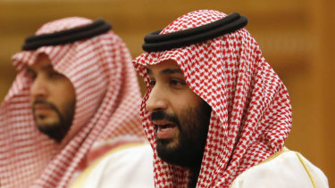 Saudi Arabia's Crown Prince Mohammad bin Salman has been blamed for the murder of Jamal Kashoggi, intelligence that the US President doubts.