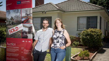 Young buyers are likely to lose out from tighter lending.